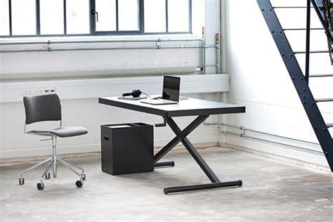 Minimalist Standing Desk by Height Adjustable Minimalist Desk Encouraging Working