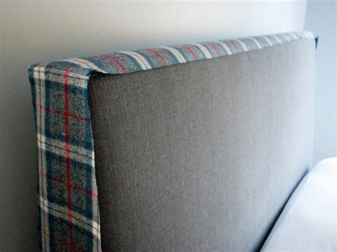 headboard with slipcover how to sew a slipcover for a headboard how tos diy