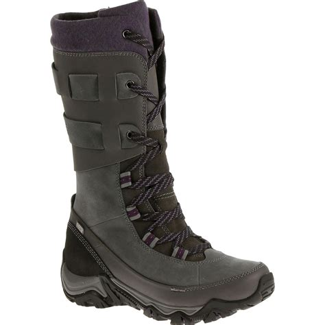 merrell s polarand rove peak waterproof winter boots