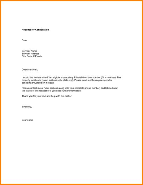 rental agreement cancellation letter format best