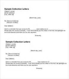Business Letter Collection Pdf Collection Letter Template 8 Free Word Pdf Format Free Premium Templates