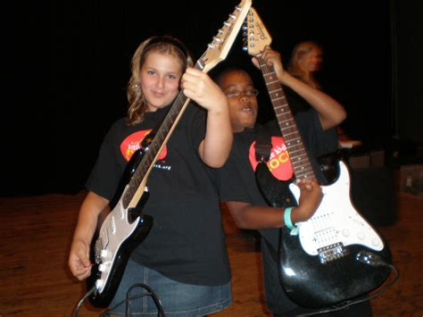 10 Children That Rock by The Rock Up Autumn Rock