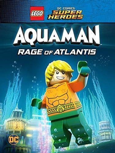 Lego Heroes Aquaman lego dc heroes aquaman la ira de atlantis 2018