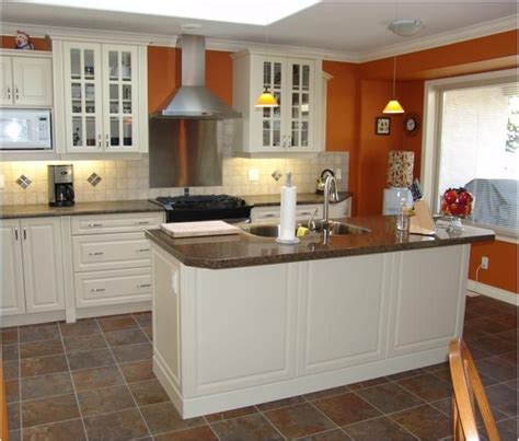 best 25 orange kitchen walls ideas that you will like on orange kitchen paint diy