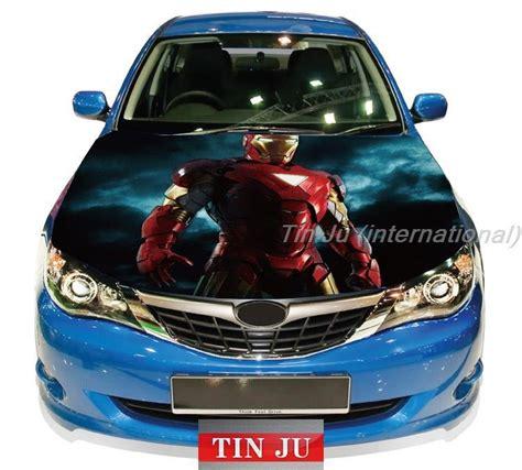 printable vinyl car wrap high quality car hood sticker wrap full color print vinyl