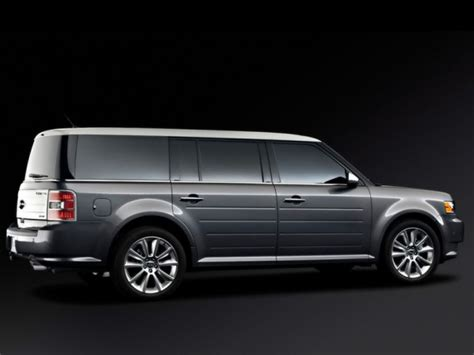 Ford Flex Gas Mileage by 2011 Ford Flex Gas Mileage The Car Connection