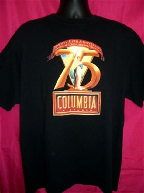 Kaos T Shirt Promo Best Seller Distro Band Blur promo columbia pictures 75th anniversary black large xl t shirt