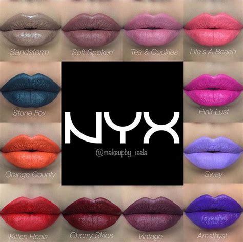 Lipstik Nyx Liquid Suede nyx liquid suede simply makeup