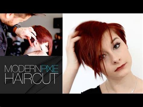 pixie cut tutorial step by step how to modernize a pixie haircut tutorial matt beck vlog