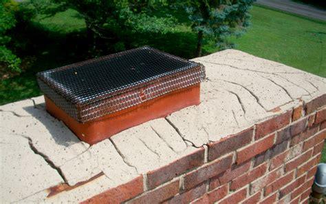 Chimney Mortar Crown Repair - chimney crown repair ables top hat chimney sweeps
