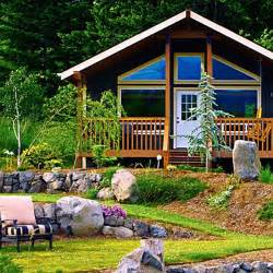 Small House Design Ideas by 22 Beautiful Wood Cabins And Small House Designs For Diy