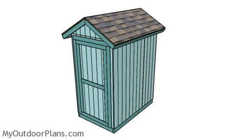 4x6 Shed Plans by 4x6 Shed Plans Myoutdoorplans Free Woodworking Plans