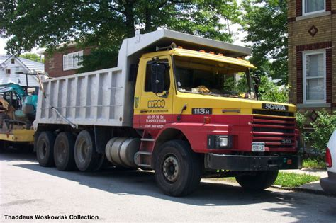 does the scania truck popular in u s