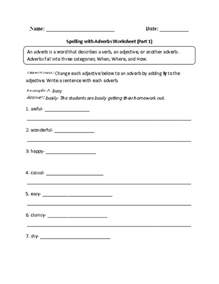 18 best images of adverbs worksheets pdf comparative and