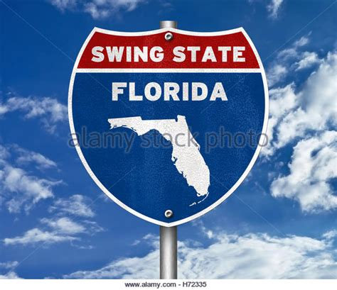 Florida State Map Stock Photos Florida State Map Stock