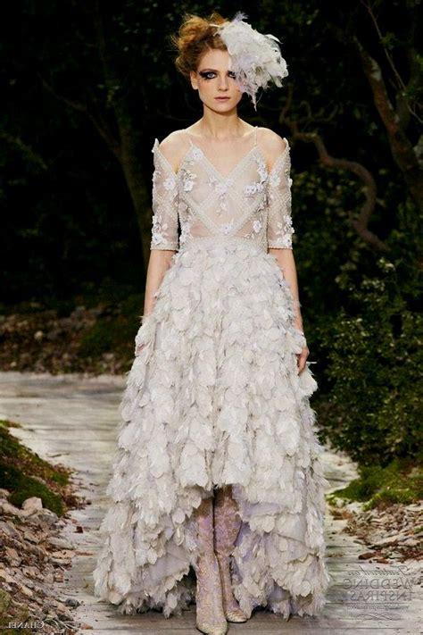 Wedding Channel by Vintage Chanel Wedding Dress Wedding Ideas