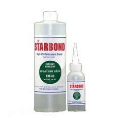 Starbond Cyanoacrylate Adhesives Includes Free Applicator