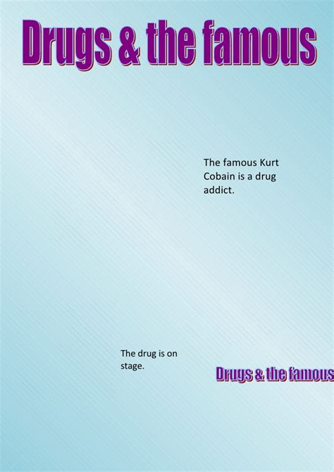 kurt cobain biography ppt trabalho de ingles da joana kurt cobain