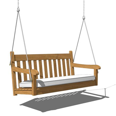 swing modelle porch swing 3d model formfonts 3d models textures