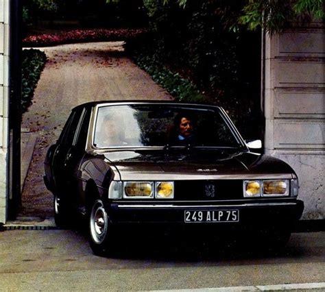 peugeot classic cars 21 best peugeot 604 images on pinterest peugeot vintage