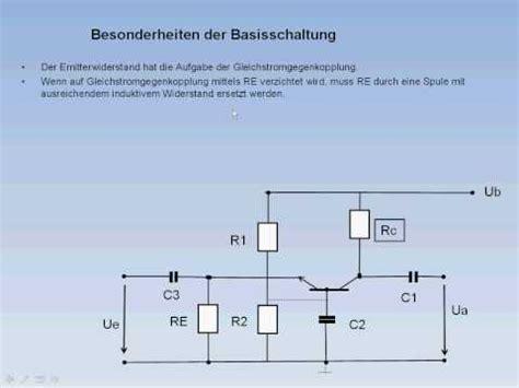 bipolar transistor berechnen transistor grundschaltungen bipolartransistoren bc547 2 doovi