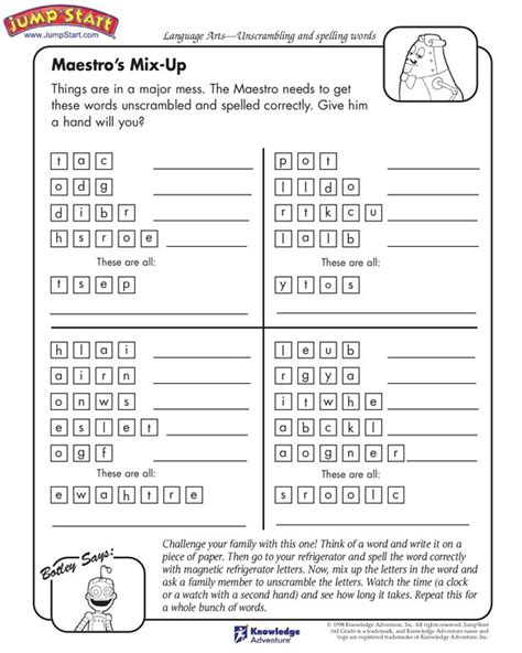 3rd Grade Language Arts Worksheets by 75 Best Images About Language Arts On Words