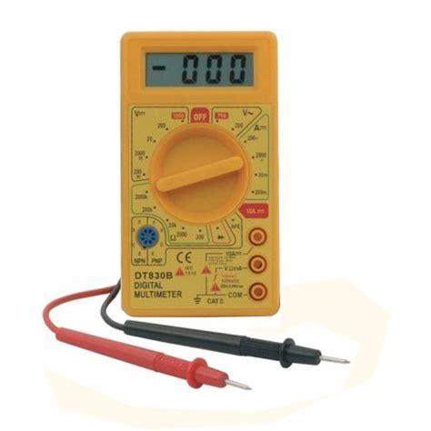 Basic Meter Digital Multimeter Basic
