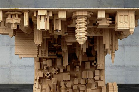 inception inspired wave city coffee table could get your
