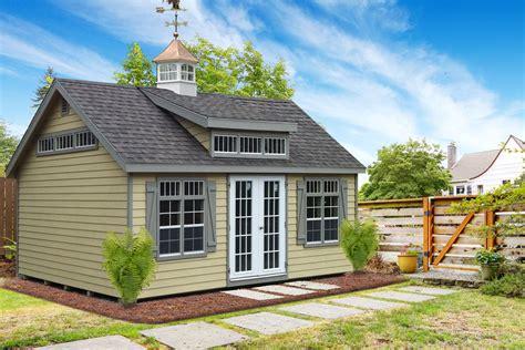 premier outdoor garden sheds collection