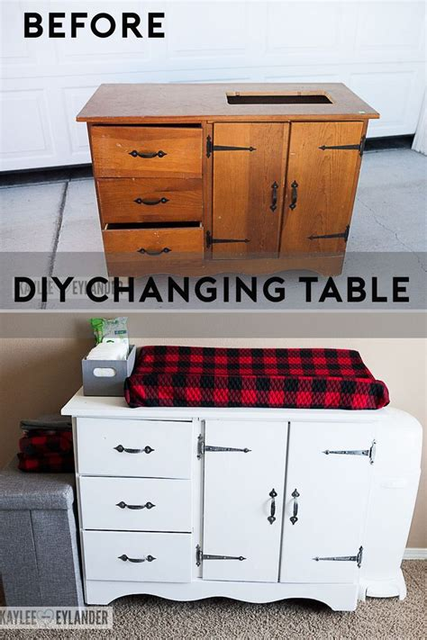 diy changing table ideas best 25 painted changing tables ideas on