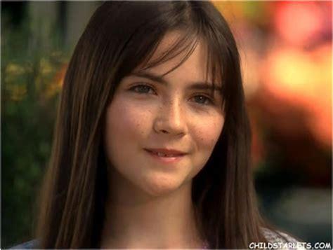 orphan film actress pink crimson