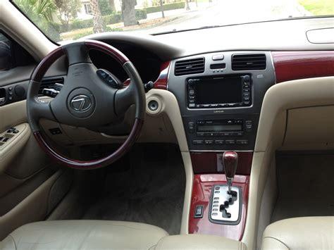 Lexus Es Interior by 2002 Lexus Es 300 Interior Pictures Cargurus