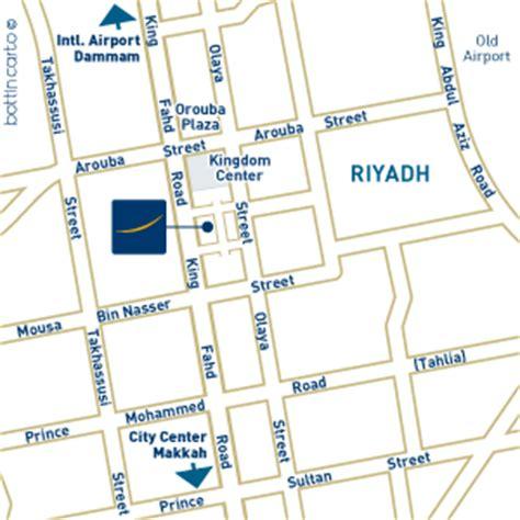 map of riyadh city map hotel novotel riyadh al anoud