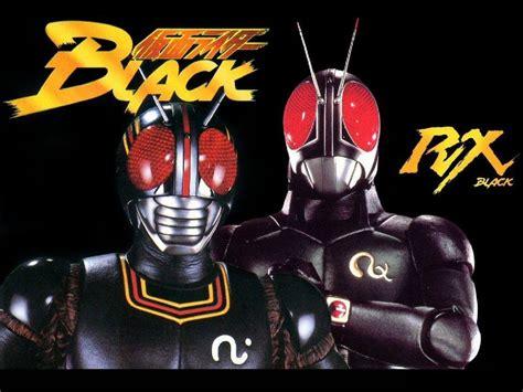 wallpaper ksatria baja hitam rx theme song kamen rider black satria baja hitam dunia