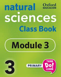think do learn natural think do learn natural sciences 3 digital class book module 1