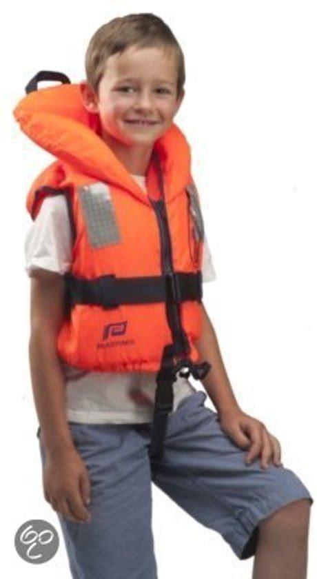 zwemvest met kraag bol reddingsvest zwemvest 10 20 kg kind 2 5 jaar oranje