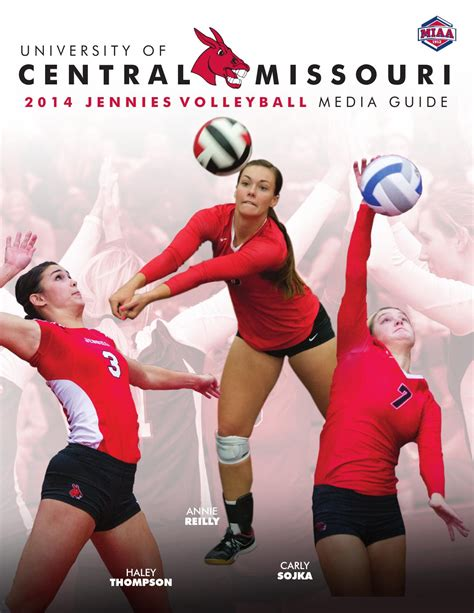 Of Central Missouri Mba Sports by 2014 Central Missouri Jennies Media Guide By