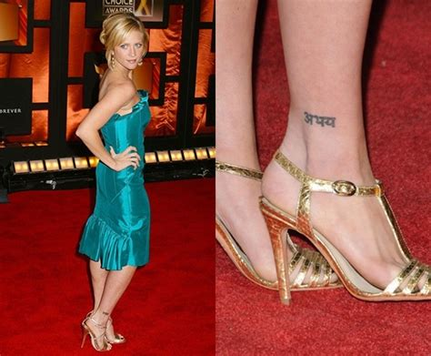 brittany snow tattoo 10 iconic with indian tattoos
