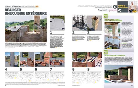 Construire Cuisine Exterieure by Fiche Faire Construire Une Cuisine D Ext 233 Rieur Le