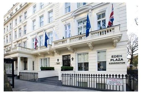 south kensington hotel deals