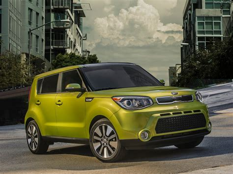 Kia Soul All Electric Plans Announced For An All Electric Kia Soul