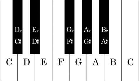 piano keyboard diagram piano keyboard layout piano