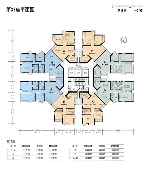 City Floor Plan by