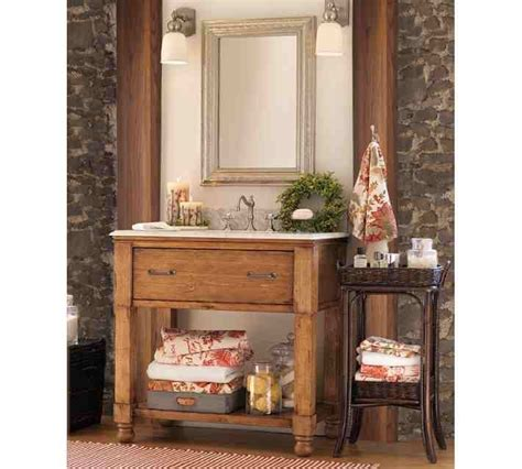 pottery barn bathrooms ideas bathroom sink console from pottery barn bathroom ideas