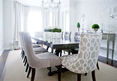 Dining Room Tables Ethan Allen by 10 Marvelous Dining Room Sets With Upholstered Chairs