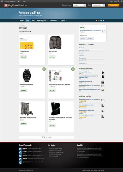 Themes Compatible With Woocommerce | boxzee jetappz and venetia theme are now woocommerce