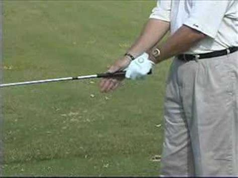 proper golf swing youtube golf instruction the proper golf grip youtube