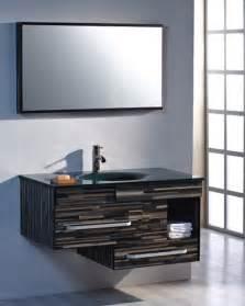 modern 40 single sink bathroom vanity