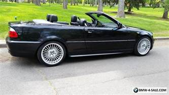 Bmw 3 Series Convertible For Sale 2006 Bmw 3 Series Convertible For Sale In United States