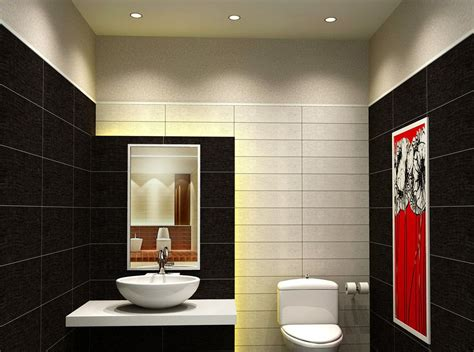 black bathroom walls bathroom wall decoration art black tile 3d house free